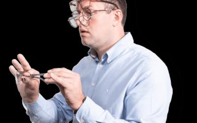 De wereld door een multifocale bril