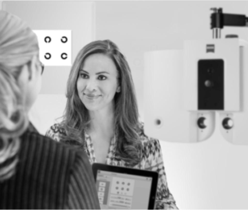 Plan een healthcheck bij de oogarts