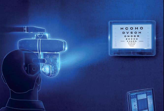 Doorbraak in de brillenwereld: nóg preciezere oogmetingen met de Vision-R 800